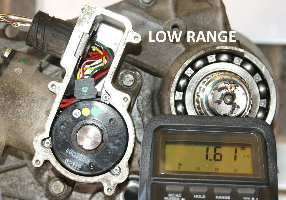 L322, transfer box neutral | Land Rover UK Forums